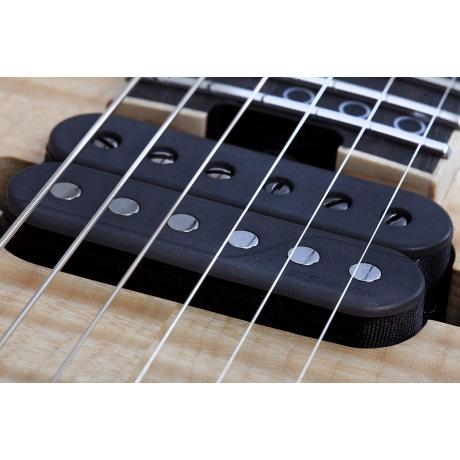 Schecter Keith Merrow MKII Elektro Gitar (Natural Pearl)<br>Fotoğraf: 5/6