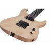 Schecter KM-7 MK-II 7 Telli Elektro Gitar (Natural Pearl)<br>Fotoğraf: 2/9