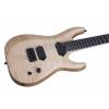 Schecter KM-7 MK-II 7 Telli Elektro Gitar (Natural Pearl)<br>Fotoğraf: 7/9