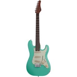 Schecter Nick Johnston Traditional Elektro Gitar (Atomic Green)