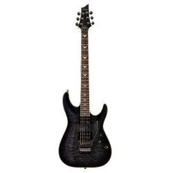Schecter Omen Extreme 6 FR Elektro Gitar (Thru Black)