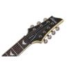 Schecter Omen Extreme 7 Telli Elektro Gitar (See-Thru Black)<br>Fotoğraf: 6/6