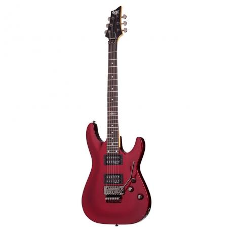 Schecter SGR 3850-E C-1 Elektro Gitar (Metallic Red)<br>Fotoğraf: 1/5