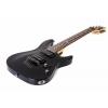 Schecter SGR C-7 7 Telli Elektro Gitar (Gloss Black)<br>Fotoğraf: 2/3