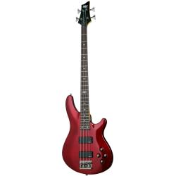 Schecter SGR C4 Kırmızı Bass Gitar