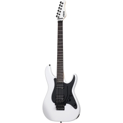 Schecter Sun Valley Super Shredder FR Elektro Gitar (Gloss White)