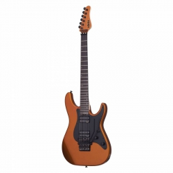 Schecter Sun Valley Super Shredder FR Elektro Gitar (Lambo Orange)