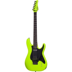 Schecter Sun Valley Super Shredder FR Sustaniac Elektro Gitar (Birch Green)