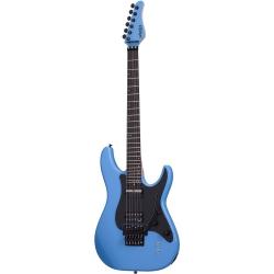 Schecter Sun Valley Super Shredder FR Sustaniac Elektro Gitar (Riviera Blue)