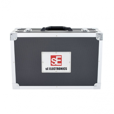 sE Electronics Gemini II Geniş Diyaframlı Condenser Mikrofon<br>Fotoğraf: 5/5