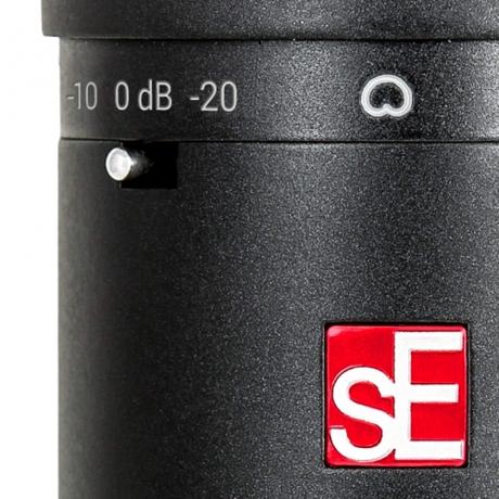sE Electronics sE2200 Geniş Diyaframlı Condenser Mikrofon<br>Fotoğraf: 3/4