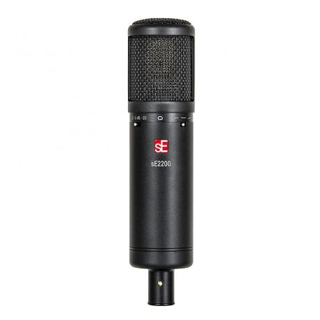 sE Electronics sE2200 Geniş Diyaframlı Condenser Mikrofon<br>Fotoğraf: 1/4