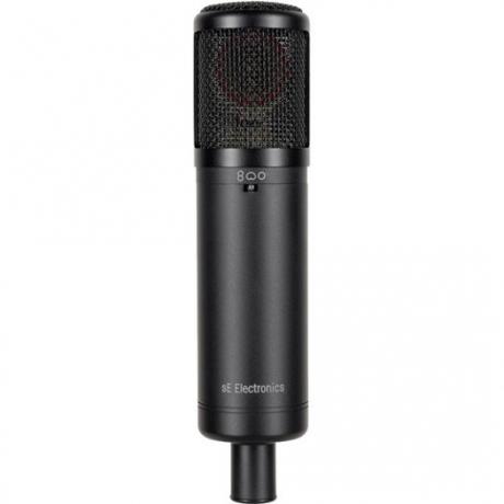 Se Electronics SE2300 Geniş Diyaframlı Multi Patern  Kondenser Mikrofon<br>Fotoğraf: 2/4