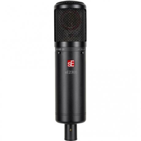 Se Electronics SE2300 Geniş Diyaframlı Multi Patern  Kondenser Mikrofon<br>Fotoğraf: 1/4