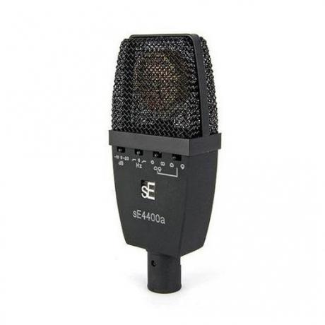 sE Electronics sE4400a Geniş Diyaframlı Condenser Mikrofon<br>Fotoğraf: 2/3