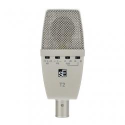 sE Electronics T2 Titanyum Kapsüllü Geniş Diyaframlı Condenser Mikrofon