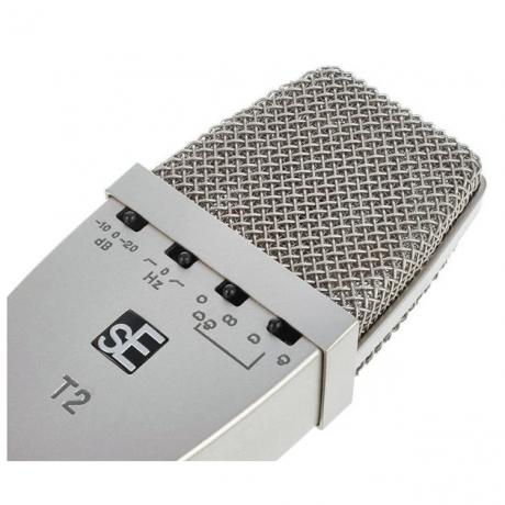 sE Electronics T2 Titanyum Kapsüllü Geniş Diyaframlı Condenser Mikrofon<br>Fotoğraf: 4/4