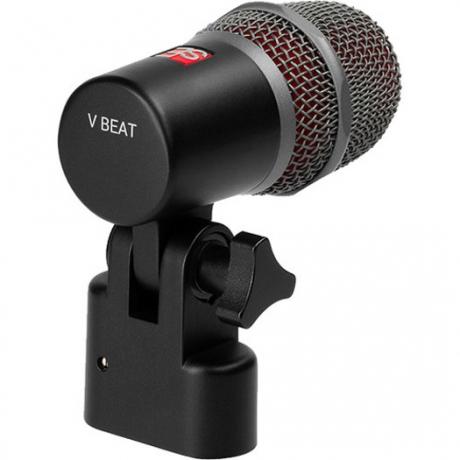Se Electronics V-BEAT Davul Snare/Tom Mikrofonu<br>Fotoğraf: 3/6