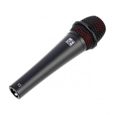 sE Electronics V3 Handheld Dinamik Mikrofon<br>Fotoğraf: 2/4