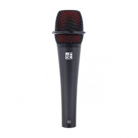 sE Electronics V3 Handheld Dinamik Mikrofon<br>Fotoğraf: 1/4