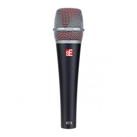 sE Electronics V7x Supercardioid Dinamik Mikrofon<br>Fotoğraf: 1/4