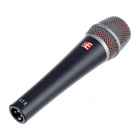 sE Electronics V7x Supercardioid Dinamik Mikrofon<br>Fotoğraf: 2/4