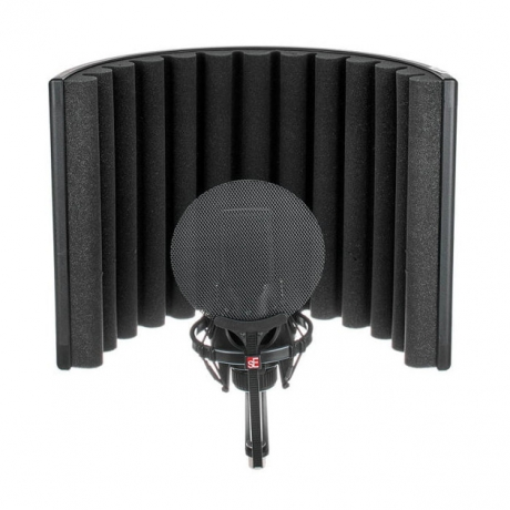 sE Electronics X1 S Mikrofon ve Akustik Panel Seti<br>Fotoğraf: 2/5