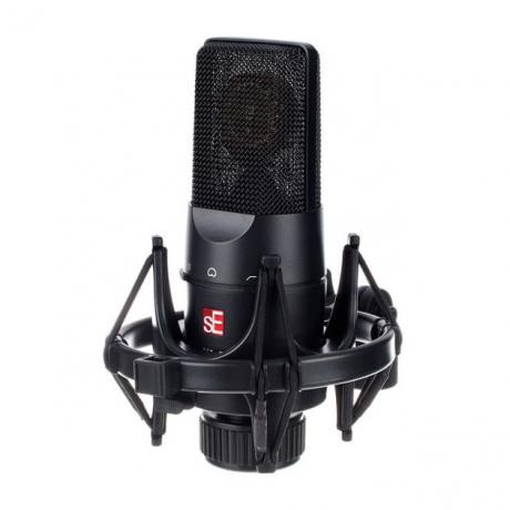 sE Electronics X1 S Vokal Mikrofon Paketi<br>Fotoğraf: 6/7