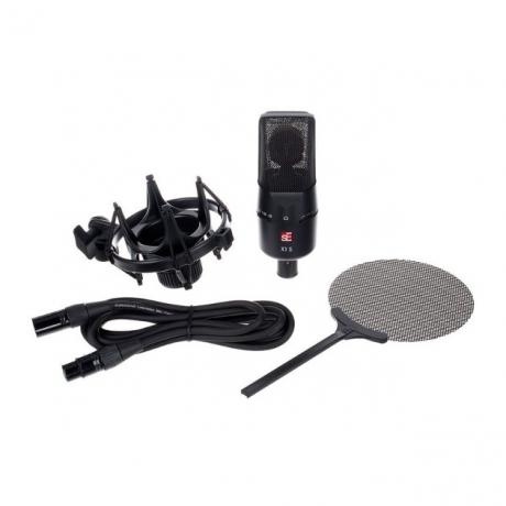 sE Electronics X1 S Vokal Mikrofon Paketi<br>Fotoğraf: 2/7