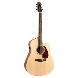Seagull Entourage Natural Spruce CW QI Elektro Akustik Gitar