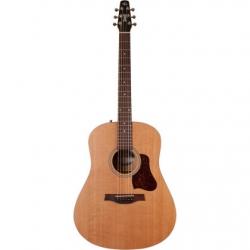 Seagull S6 Original Akustik Gitar (Natural)