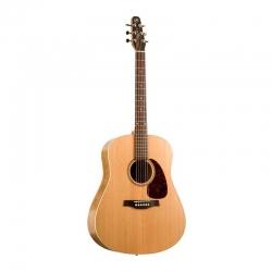 Seagull S6 Original QI Slim Elektro Akustik Gitar