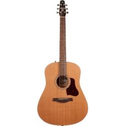 Seagull S6 Original QIT Elektro Akustik Gitar