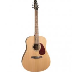 Seagull S6 Original Qit Elektro Akustik Gitar (Natural)