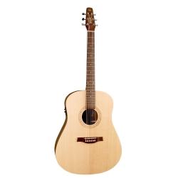 Seagull Walnut ISYS T Elektro Akustik Gitar