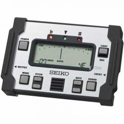 Seiko SAT800 Double Style Chromatic Tuner