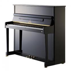 Seiler Model 122 Primus Akustik Duvar Piyanosu (Siyah)