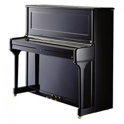 Seiler Model 132 Konzert Duvar Piyanosu (Siyah)