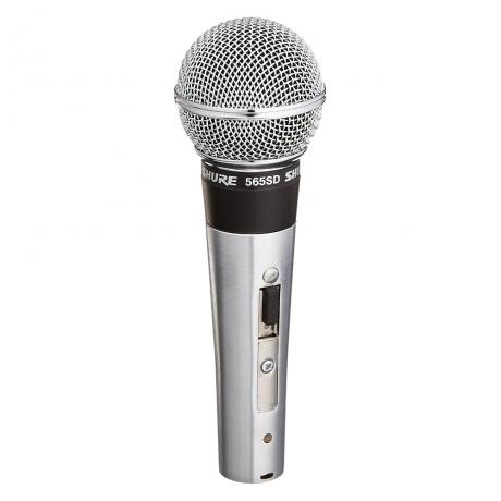 Shure 565SDLC Switchli Dinamik Mikrofon<br>Fotoğraf: 1/1