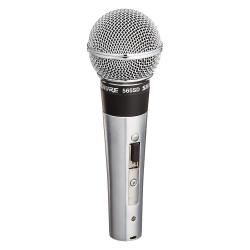 Shure 565SDLC Switchli Dinamik Mikrofon