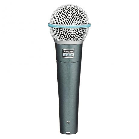 Shure BETA 58A Supercardioid Dynamic Mikrofon<br>Fotoğraf: 1/2