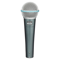 Shure BETA 58A Supercardioid Dynamic Mikrofon