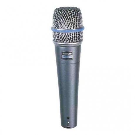 Shure BETA57A Dinamik Mikrofonu<br>Fotoğraf: 1/2