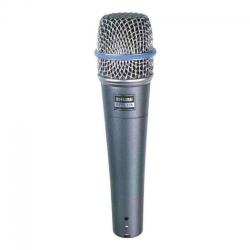 Shure BETA57A Dinamik Mikrofonu