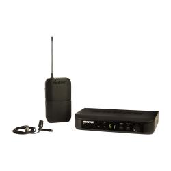 Shure BLX14E/CVL-K3E Kablosuz Yaka Mikrofonu