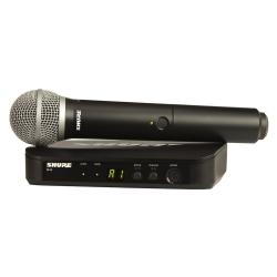 Shure BLX24E/PG58-H8E Telsiz Mikrofon