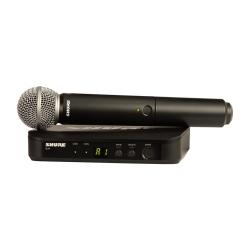 Shure BLX24E SM58-H8E Telsiz Mikrofon Sistemi