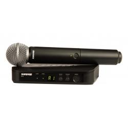 Shure BLX24E/SM58 Wireless Mikrofon Sistemi