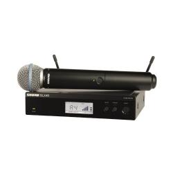 SHURE BLX24R/B58 Telsiz Mikrofon Sistemi