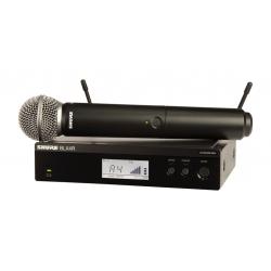 Shure BLX24RE/SM58 Wireless Mikrofon Sistemi